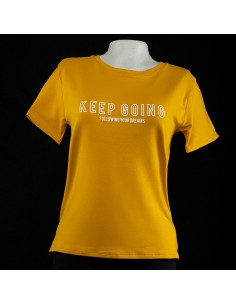T-Shirt Keep Going